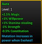 Aura description