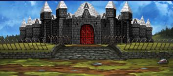 Maxed castle