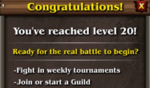 Leveling milestone banner3