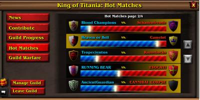 Hot matches