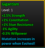 Gigantism description
