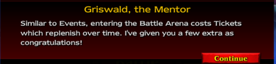Arena message2