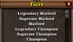 Battle tiers banner