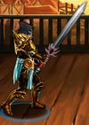 Ascended sword