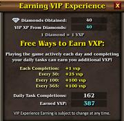 VIP Calculator
