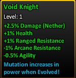 Void knight description