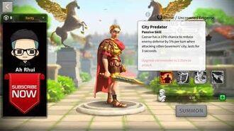 Rise of Civilizations Uncrowned Emperor Julius Caesar