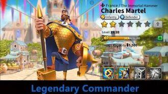 Rise of Civilizations Legendary Commander Charles Martel