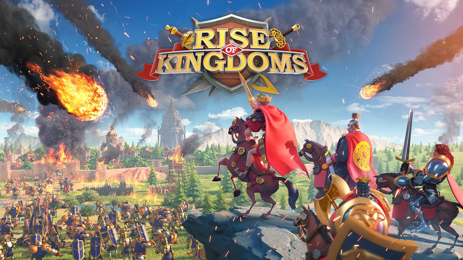 Discuss Everything About Rise of Kingdoms Wiki | Fandom