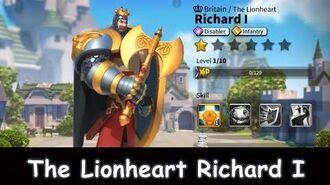 Rise of Civilizations The Lionheart Richard I
