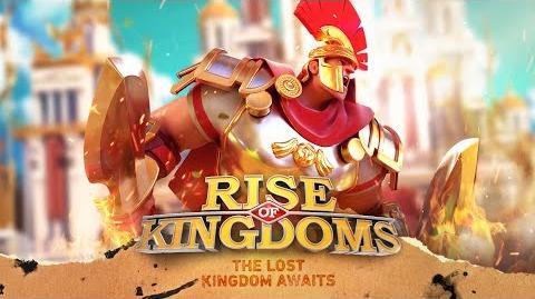 Rise of Kingdoms The Lost Kingdom Awaits