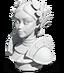 Commander sculpture Joan of Arc