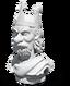Commander sculpture Pelagius