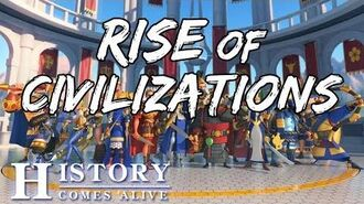 NowPlaying Rise Of Civilizations On My PC • Rise Of A New Roman Civilization