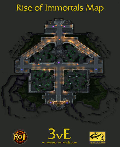 Roi map 3vE