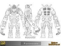 Psychozen Concept Profile