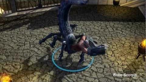 Rise of Immortals - Scorpix Spotlight
