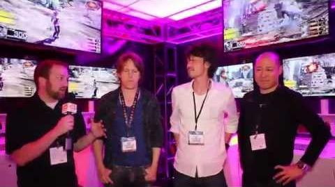 Rise of Incarnates Interview in E3 2014