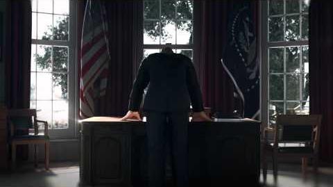 President and Incarnate (Gamescom Trailer)
