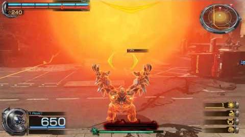 Loki Special Move 2