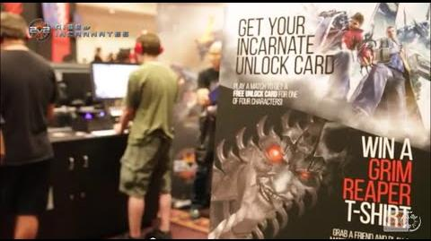 Rise of Incarnates at EVO 2015