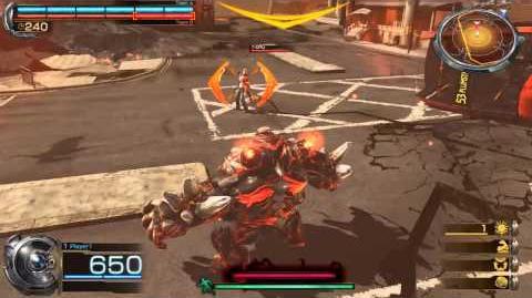 Loki ←→ + Melee Attack