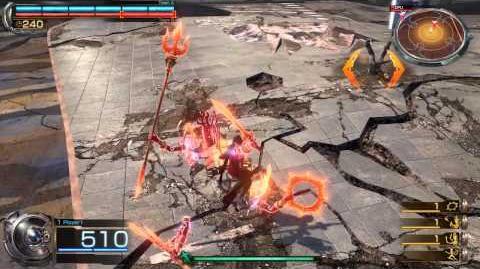 Kali N + Melee Attack