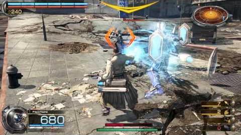 Ares - Unique Action