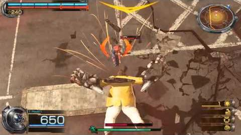Loki ↓ + Melee Attack