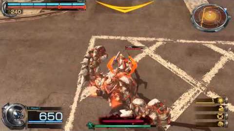 Loki N + Melee Attack