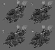 Pirata Flyer Concepts