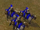 Condottierri camp
