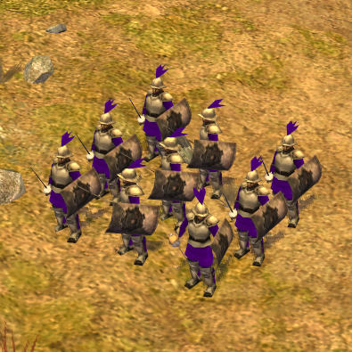 Condotierri Soldiers