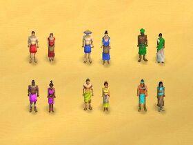 Citizens (Ancient Age)