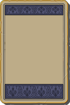 Blue card base