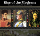 Rise of the Moderns