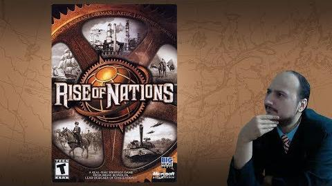 "Gaming History Rise of Nations ""Civilization in real time"""