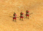 Heavy Archers Screen