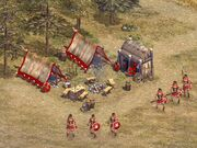 Barracks (early ages)