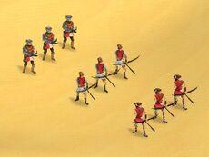 Foot Archers