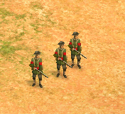 Marine Riflemen Screen