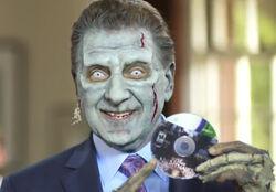 Zombie Spokesman
