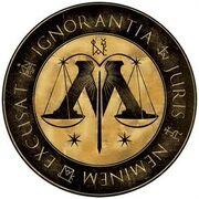 Ministry of Magic Logo