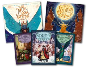 Guardians of Childhood Books