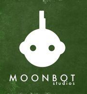 Moonbot Studios logo green