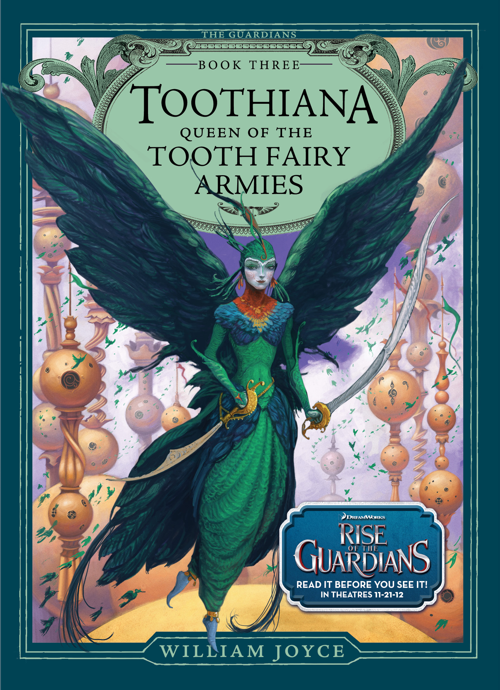 toothiana queen of the tooth fairy armies rise of the