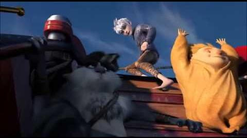 Rise of the Guardians - Sleigh Launch ( Spanish Latin America )