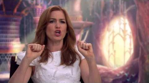 """Isla Fisher's Official """"Rise of the Guardians"""" Interview - Celebs.com"""