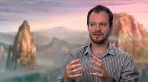 Gabe Hordos - Head of Character Animation Rise Of The Guardians