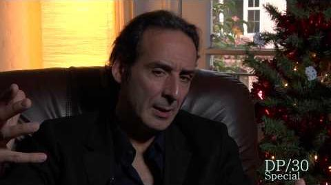"""DP 30 Special Alexandre Desplat on the song from Rise of the Guardians, """"Still Dream"""""""